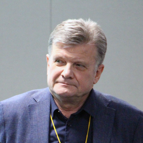 Фото докладчика
